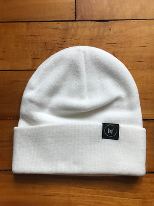 WHITE TOQUE