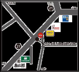 駐車場 岡山 レストラン&バイシクル