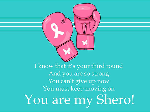 You Are My Shero