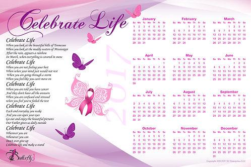 Celebrate Life Calendar