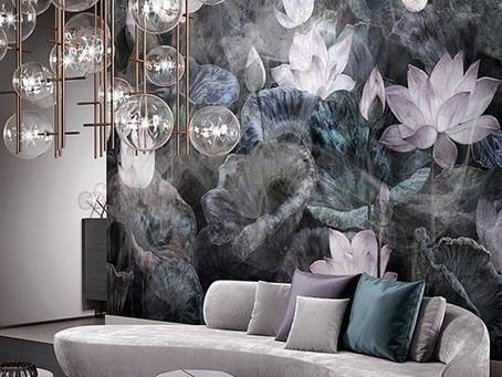 Materiali innovativi per cambiare look a pareti e pavimenti