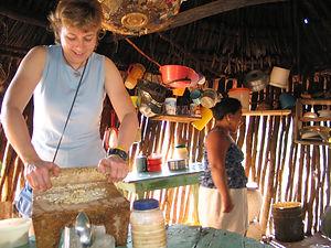 Artisan's Tour|Village Tour Genesis Ek Balam Eco Hotel Yucatan