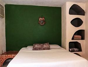 Economy Lodging Ek Balam Eco Hotel Yucatan
