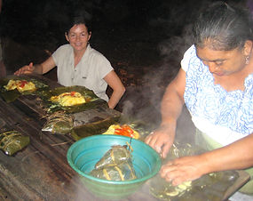 Maya Cooking Class, Genesis Ek Balam Eco Hotel Yucatan