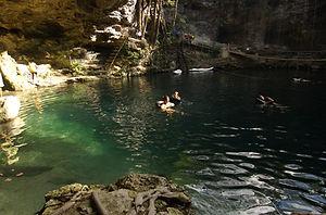 Cenote Xcanche|Cenote Ek Balam|Cenotes Yucatan|Caves Yucatan|Ek' Balam Cenote|Dzitnup