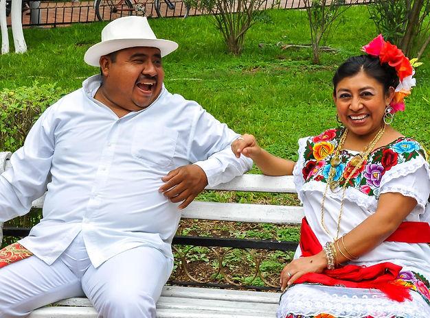 Valladolid Events Jarana Folk Dance Genesis Ek Balam Hotel Yucatan