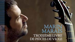 Marais 3rd Book released