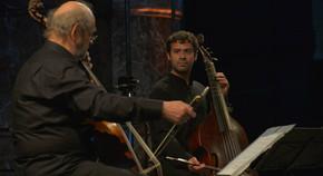 Concert with Wieland Kuijken in Namur