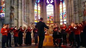 Concert avec la Maîtrise de la Cathédrale de Metz