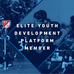 We are excited to be a member of the New MLS ELITE DEVELOPMENT PLATFORM