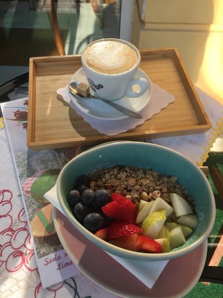 KaffeeWerkstadt Dany's Knuspermüsli mit Früchten