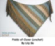 Fields of Clover crochet pattern for kit
