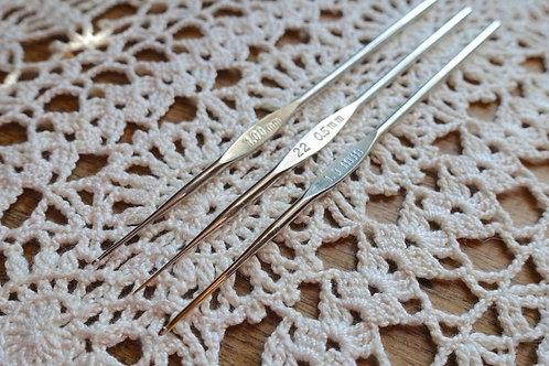 Steel Crochet Hooks