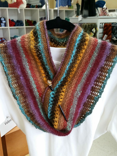 Five by Five Cowl
