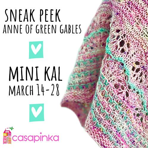 Anne of Green Gables Mini KAL
