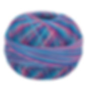 Lizbeth crochet thread #10 - color 130 I