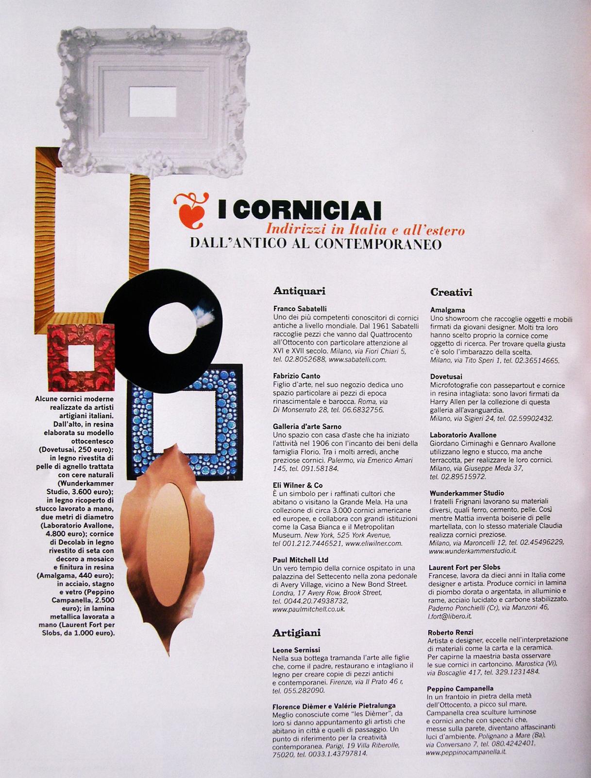 Arredamento Casa Roma press | lightart