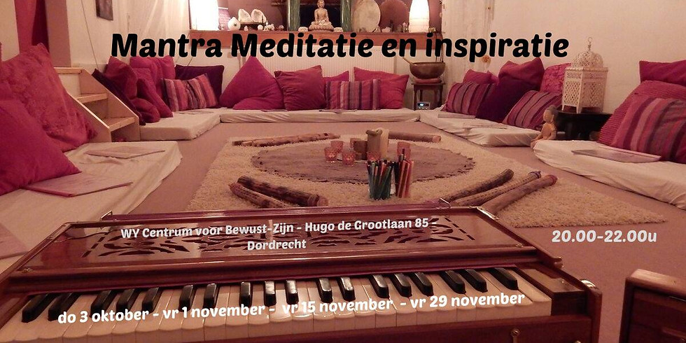 Mantra Meditatie en Inspiratie