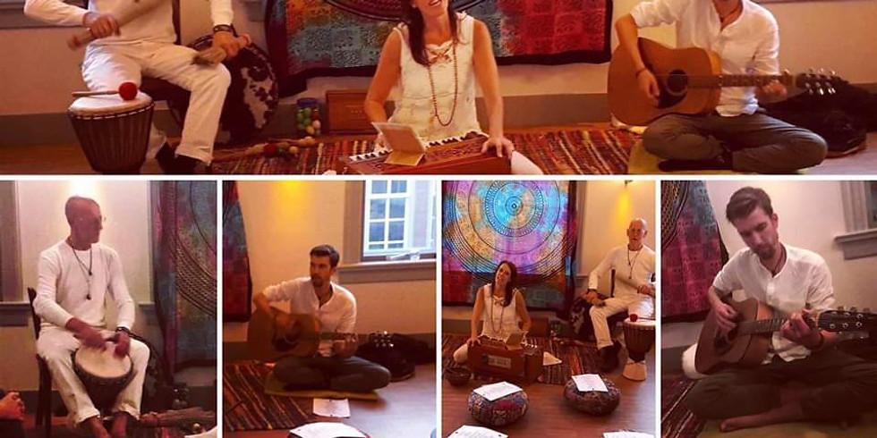 Live video stream Mantra meditatie inspiratie ~ bron essentie