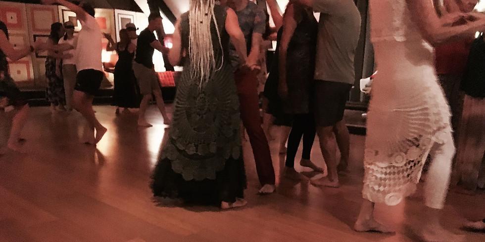 Werelddans op blote voeten