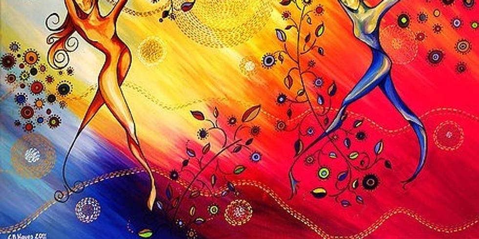 Intuitieve meditatieve dans (voorheen 'Mantradans')  -geannuleerd-