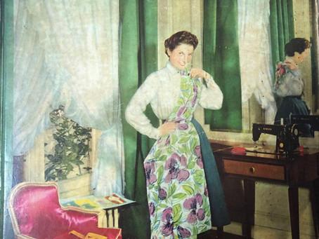 Livro de Costura Singer (1957)