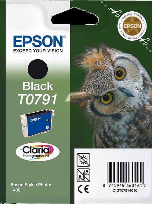 CARTUCCIA DI INCHIOSTRO EPSON NERO 11,1 ml