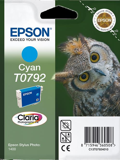 CARTUCCIA DI INCHIOSTRO EPSON CIANO 11,1 ml