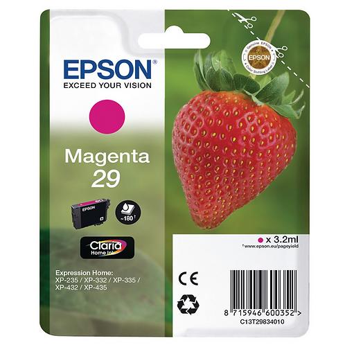CARTUCCIA EPSON MAGENTA FRAGOLA