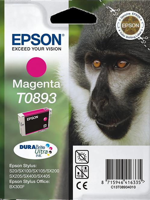 CARTUCCIA MAGENTA EPSON T0893