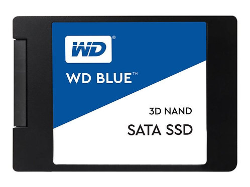 SSD WD BLUE 500GB SATA 2 5''
