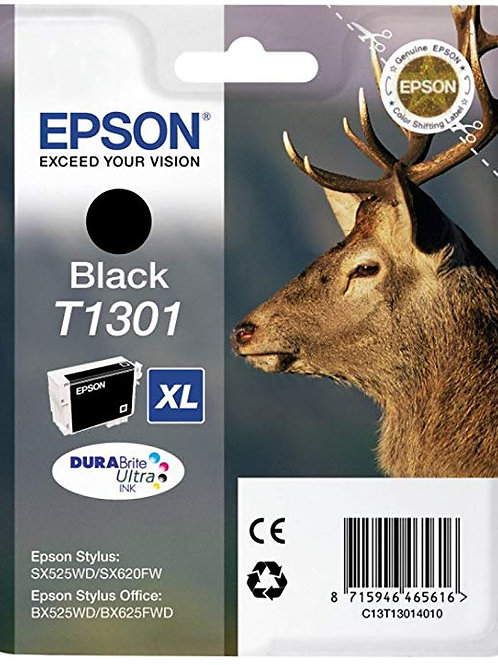 CARTUCCIA DI INCHIOSTRO EPSON NERO 25,4 ml