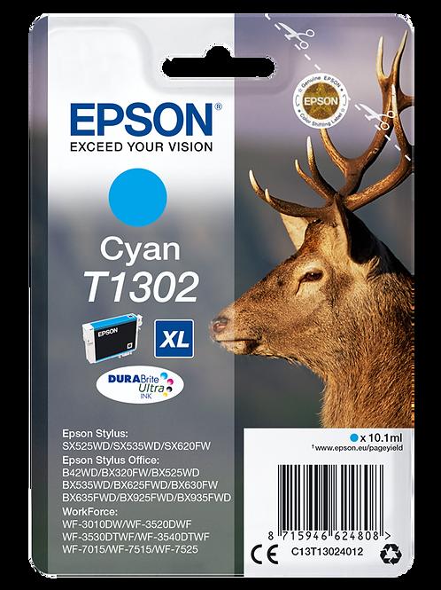 CARTUCCIA EPSON T1302 CIANO XL