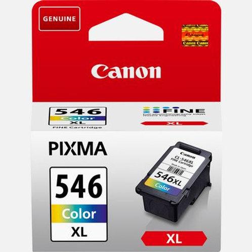 CARTUCCIA CANON CL-546XL COLORE