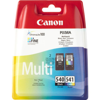 CANON MULTIPACK PG-540 + CL-541