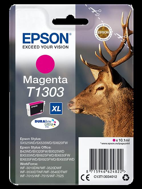 CARTUCCIA EPSON T1303 MAGENTA