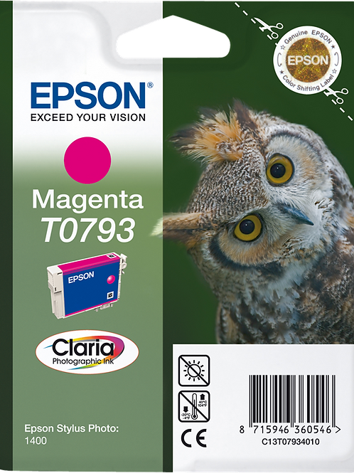 CARTUCCIA EPSON T0793 MAGENTA