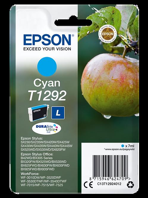 CARTUCCIA EPSON T1292 CIANO MELA L