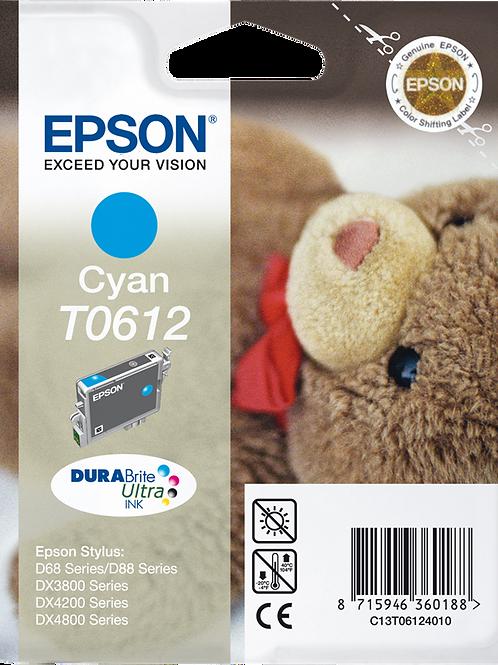 CARTUCCIA EPSON T0612 CIANO