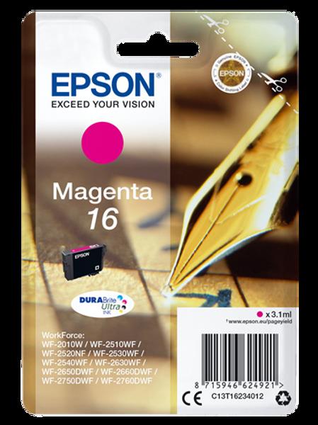 CARTUCCIA EPSON 16 MAGENTA
