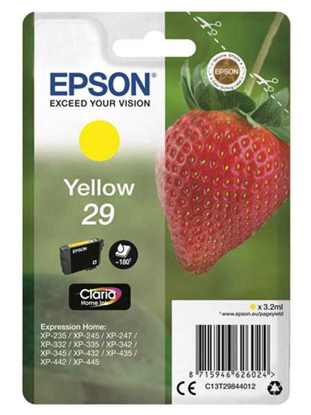 CARTUCCIA DI INCHIOSTRO EPSON GIALLO 8,0 ml