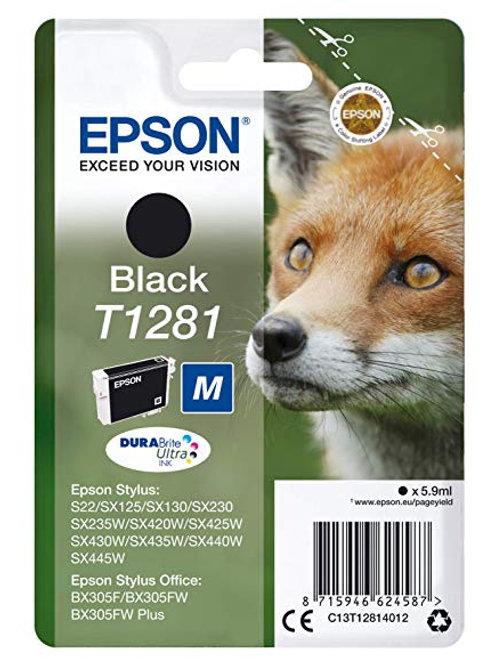 CARTUCCIA EPSON T1281 NERO