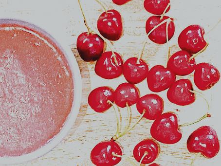 Cherry-apple-almond