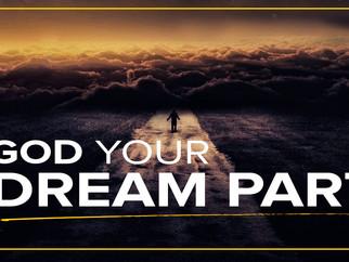 MAKE GOD YOUR DREAM PARTNER