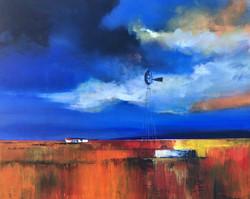 After the Storm - Karoo Landscape