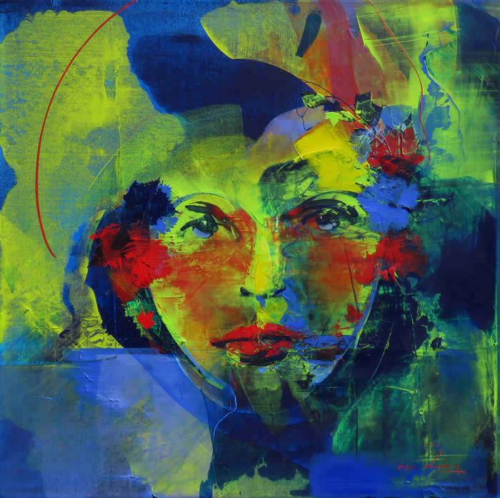 Verdi Portrait