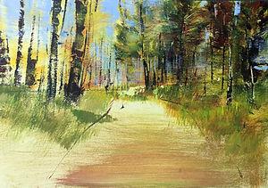 Arty Class - Forest Artwork