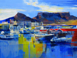 Waterfront Cape Town Daytime