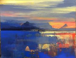 Table Mountain from Milnerton