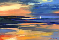 Breaking Dawn over Knysna Wetlands (800x600)